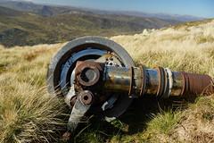 Undercarriage (steve_whitmarsh) Tags: aberdeenshire scotland scottishhighlands highlands cairngorms wheel tsagairtmor mountain hills landscape nature topic