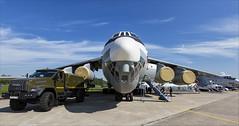 Ilyushin Il-78M-90A - 02 (NickJ 1972) Tags: maks zhukovsky airshow 2019 aviation ilyushin il76 candid il78 midas rf78741