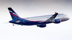 Airbus A320-214 VQ-BIR Aeroflot - Russian Airlines (William Musculus) Tags: london heathrow airport spotting aviation plane airplane william musculus vqbir aeroflot russian airlines airbus a320214 su afl a320200