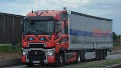 D - Freise & Co Renault Range T Highsleeper >Dynamics< (BonsaiTruck) Tags: freise renault range highsleeper dynamics airbrush lkw lastwagen lastzug truck trucks lorry lorries camion caminhoes