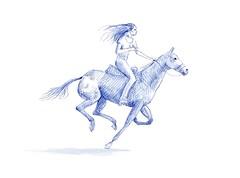 Galloping Free