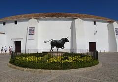 Ronda — Plaza de toros 1 (Jan-Tore Egge) Tags: spania spanien españa espainia hispanio espagne spagna spanje espanha spain andalucía andalucia andalusia andalusien andaluzia andalousie ronda plazadetoros