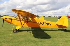 G-ZPPY_03 (GH@BHD) Tags: gzppy piper pa18 cub pipercub pa1895supercub laarally2019 sywellairfield supercub laa laarally sywell aircraft aviation
