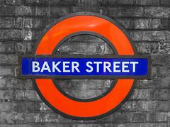 London, Station Baker Street (FV1405) Tags: 2019 bahnhof england grosbritannien london ubahnstation ubahnhof verkehr vereinigteskönigreich