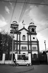 Iglesia Salesianos - María Auxiliadora