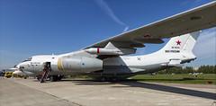 Ilyushin Il-78M-90A - 05 (NickJ 1972) Tags: maks zhukovsky airshow 2019 aviation ilyushin il76 candid il78 midas rf78741