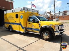 Affton Fire Protection District (Photographer Asher Heimermann) Tags: stl stlouis stlouiscounty firefighting firetruck fireapparatus ambulance