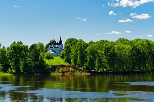 Volga River 197 ©  Alexxx Malev