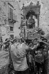 """"""" A ballata ra Maronna"""" (ianosudano85) Tags: bnw bn bw bianconero blackandwhite tradizioni travel street people persone sicilia buscemi folklore reportage cultura culture"""