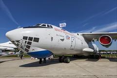 Ilyushin Il-76MDK - 02 (NickJ 1972) Tags: maks zhukovsky airshow 2019 aviation ilyushin il76 candid rf75353