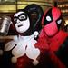 Harley & Deadpool