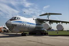 Ilyushin Il-76MD-90A - 02 (NickJ 1972) Tags: maks zhukovsky airshow 2019 aviation ilyushin il76 candid rf78654