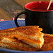 Grilled Cheese and Tomato Soup - United