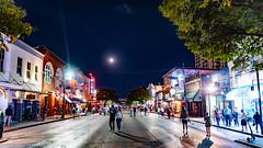 DowntownAustin_113 (allen ramlow) Tags: sixth street austin texas tx 6th night road sony alpha people