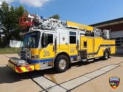Affton Fire Protection District (Photographer Asher Heimermann) Tags: stl stlouis stlouiscounty firefighting firetruck fireapparatus