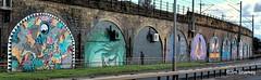 Glasgow wall art (herr flick A700) Tags: streetart sony glasgow finnieston scotland sonya7m3 mural