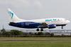 YR-BAG / Blue Air / Boeing 737-5L9