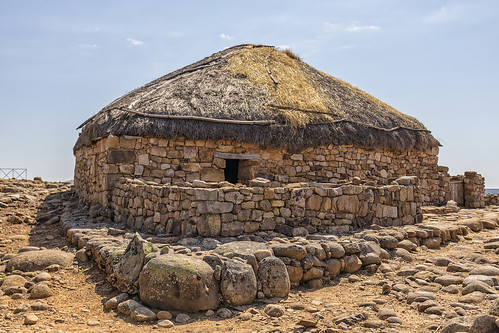 Casa de época romana en Numancia (2)