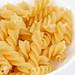 Crispy Pasta in the bowl