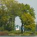 Sichtachse vom Neuen Garten zur Pfaueninsel