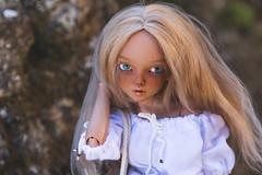 Italian Holiday of Honey Linden 6 (toriasoll) Tags: italy tuscany bjd abjd doll dollphotography fairyland minifee minifeechloe mnf mnfchloe chloetan fairylandbjd dollfairyland