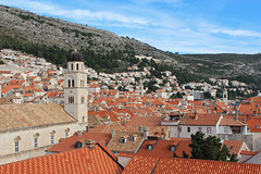 Dubrovnik, Croatia (russ david) Tags: dubrovnik croatia november 2018 old town balkans architecture adriatic sea unesco world heritage dalmatia dalmatian christmas hrvatska republic of republika travel rooftops