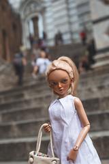 Italian Holiday of Honey Linden 39 (toriasoll) Tags: italy tuscany bjd abjd doll dollphotography fairyland minifee minifeechloe mnf mnfchloe chloetan fairylandbjd dollfairyland