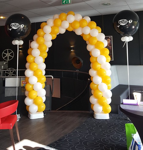 Ballonboog 6m Pathe Bioscopen