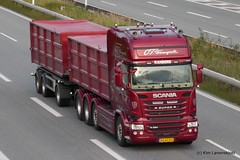 2016' Scania R450 (Kim-B10M) Tags: bg83933 scania truck ottransport