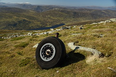 Is It Wheely There? (steve_whitmarsh) Tags: aberdeenshire scotland scottishhighlands highlands cairngorms wheel tsagairtmor mountain hills landscape nature topic