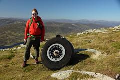 Is This For Wheel? (steve_whitmarsh) Tags: aberdeenshire scotland scottishhighlands highlands cairngorms wheel tsagairtmor mountain hills landscape portrait nature topic