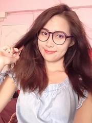 good morning (ChalidaTour) Tags: thailand thai asia asian girl femme fils chica nina woman teen sweet cute beautiful pretty petite slender slim glasses good morning