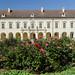 The rose garden in Stift Altenburg