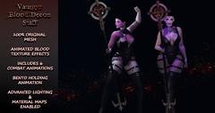 Vampyr Blood Decon's Staff (Triss Nightshade) Tags: dark fantasy original effects mesh vampyr vampire wizard witch blood nightshade deadly decon staff skull sl second life we3roleplay