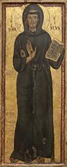 Saint Francis of Assisi (Lawrence OP) Tags: francis saints louvre paris stfrancis franciscan stigmata icon medieval
