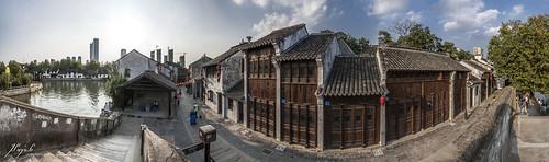 Wuxi, Dayao road - 无锡大窑路