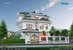 Mẫu thiết kế nhà đẹp 3 tầng mái thái mặt tiền 15m (nhasang.net) Tags: mẫuthiếtkếnhàđẹp3tầngmáitháimặttiền15m nha nong thon dep mai thai xoe ha long biet thu mau 2 mat tien sân vườn đẹp cổng tường rào kiểu phong thủy