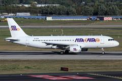 Air Cairo  Airbus A320-214 SU-BSM (widebodies) Tags: düsseldorf dus eddl widebody widebodies plane aircraft flughafen airport flugzeug flugzeugbilder air cairo airbus a320214 subsm