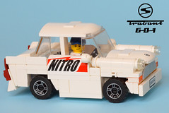 Trabant 601 (_TLG_) Tags: car speed champions speedchampions lego legocar legoideas moc trabant race racer racecar minifigure studless cars sportscar sportcar auto automobile automotive power fast vehicle cute