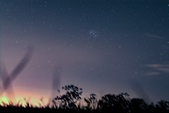 Pleiades Stack (harrystrangerphotography) Tags: pleiades astrophotography astronomy stars space
