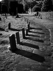 Stone Shadows (Hector Patrick) Tags: flickrelite capture1 fujifilmxh1 fujifilmxf1680f4 northyorkshire rosedaleabbey britnatparks blancoynegro noiretblanc bnw absoluteblackandwhite