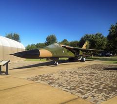 Aviation Heritage Park 08-28-2019 22 - General Dynamics F-111F Aardvark (David441491) Tags: aviationheritagepark general dynamics f111f aardvark aircraft airplane plane
