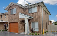 7/31 Hillcrest Road, Quakers Hill NSW