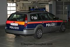 FuStw -Ford Mondeo Tunier Mk.3- LPD Vorarlberg (Stephan Dannigkeit) Tags: polizei police policja fustw radiowóz patrol car österreich vorarlberg lpd landespolizeidirektion bp ford mondeo tunier mk3