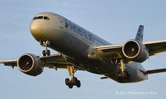 American Airlines B787 ~ N829AN (© Freddie) Tags: londonheathrow poyle heathrow lhr egll 09l arrivals americanairlines boeing b787 b789 n829an fjroll ©freddie 7879 b7879