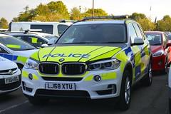 LJ68 XTU (S11 AUN) Tags: lincolnshire police bmw x5 xdrive30d 4x4 anpr armed response vehicle arv traffic car roads policing unit rpu 999 emergency exdemo demonstrator lj68xtu