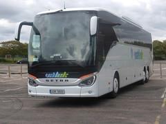 Setra Valek CZ (andreboeni) Tags: setra valek cz 517 517hd bus coach autocar car cars buses coaches omnibus omnibusse