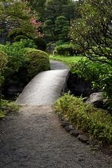 Does destination matter? (Abhay Parvate) Tags: kyuyasudagarden 旧安田庭園 japanese garden 庭園 nature architecture walk