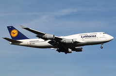 Lufthansa | B747-400 | D-ABVU | FRA | 22.09.2019 (Norbert.Schmidt) Tags: frankfurt boeing lufthansa fra b747 frankfurtairport b747400 dabvu bayern