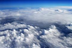 Dreams Above the Horizon (karl.wolfgang (Appalachian Son)) Tags: sky clouds horizon creation blue travel peace christianity genesis bible dream